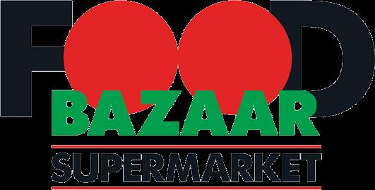 Food Bazaar Supermarket Logo